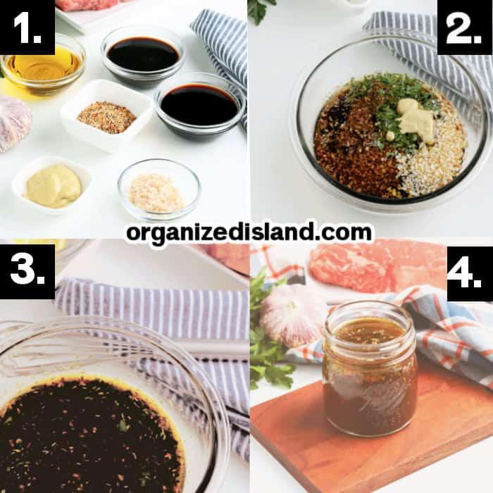 How to make Beef Marinade Recipe