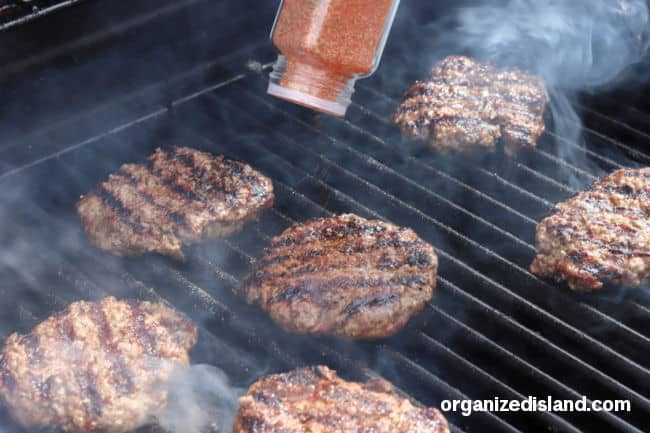 How to Grill Burgers