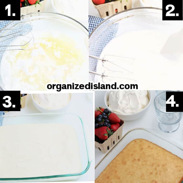 How to Make Fourth of July Trifles
