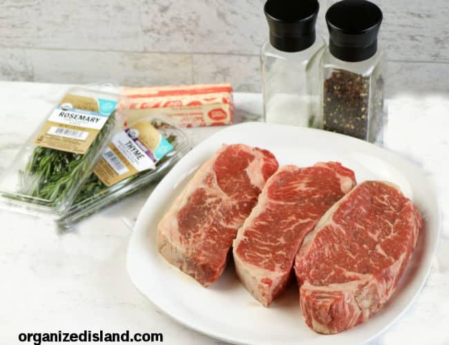 How to Make New York Strip Steak