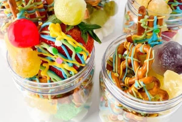 Jarcuterie dessert