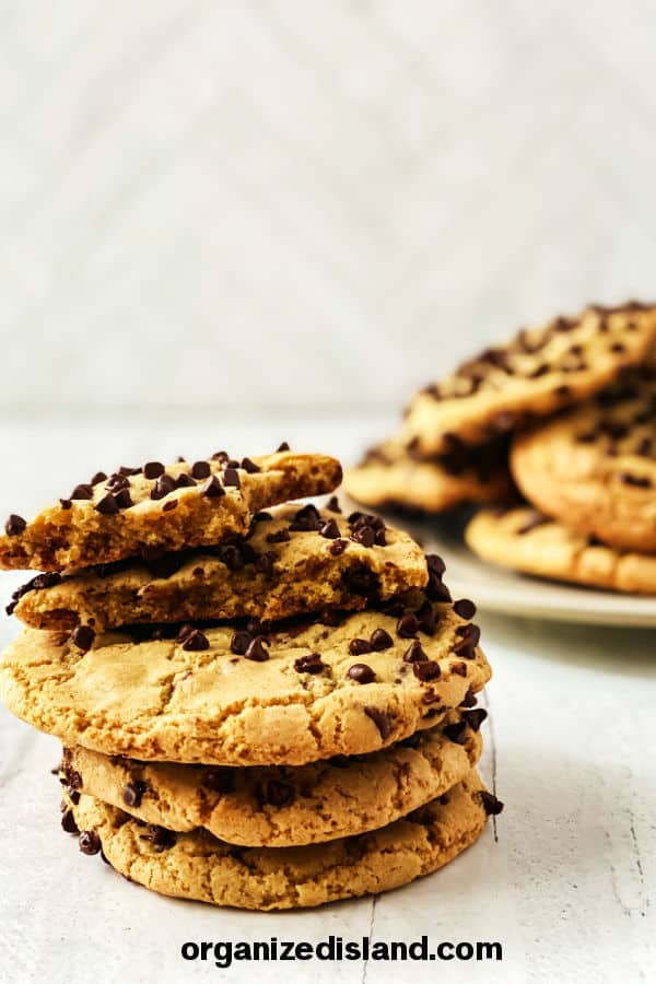 Monster Chocolate Chip Cookie Recipe