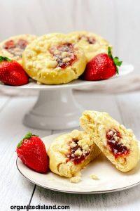 Strawberry Cheese Danish Recipe