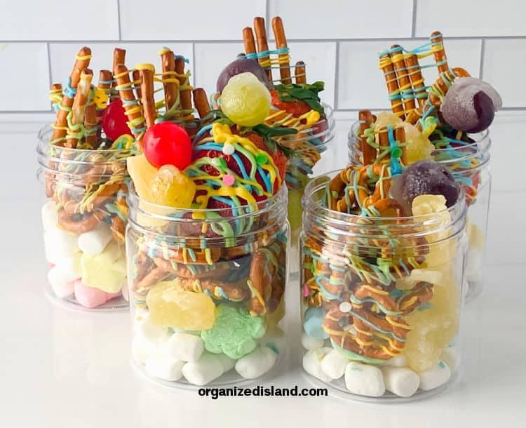 Sweet jarcuterie ideas