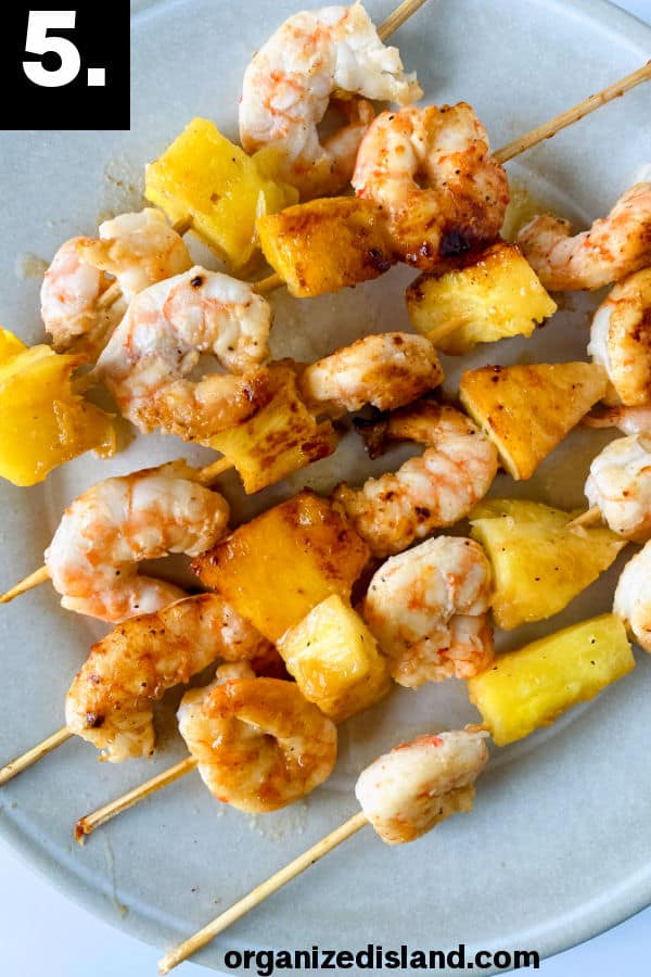 How to BBQ Shrimp
