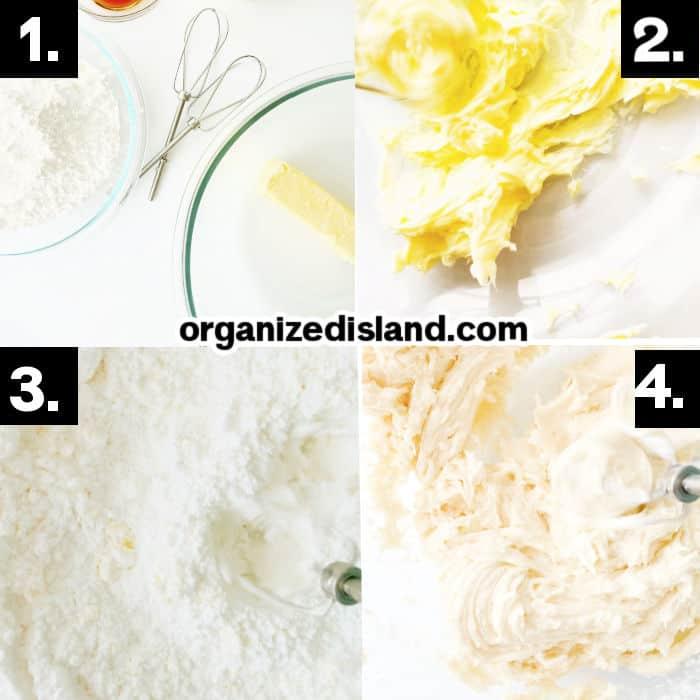 How to Make Vanilla Buttercream Recipe