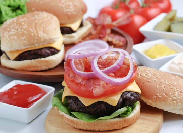Air Fryer Hamburger recipe easy