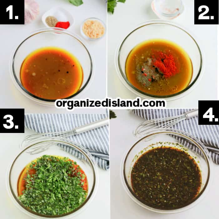 How To Make Marinade for Chicken