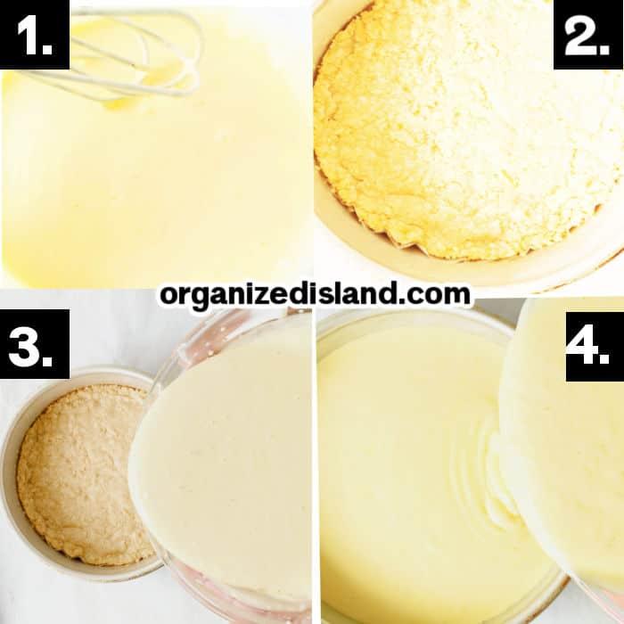 How to Make Banana Cheesecake Easy