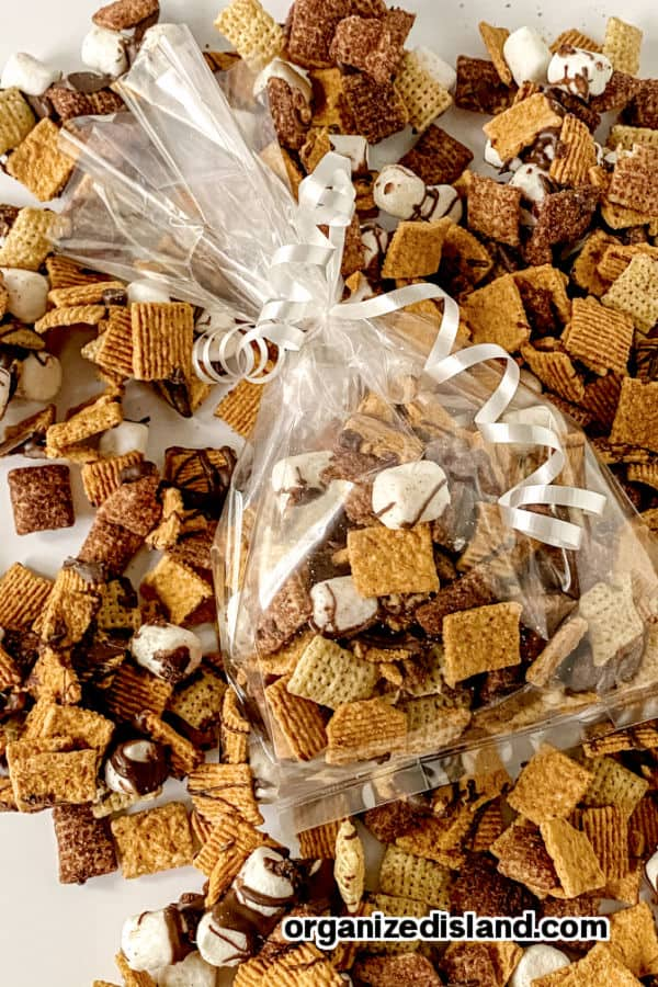 S'mores Trail Mix