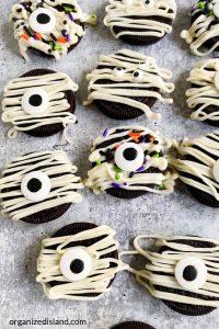 Halloween Cookies Recipe Easy