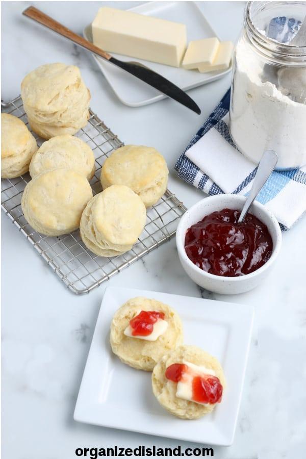 Homemade Bisquick Mix Biscuits