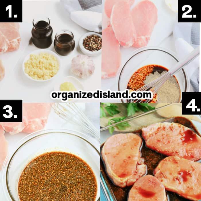 How To Make Pork Marinade