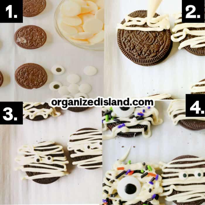 How To Make Super Easy Halloween Cookies