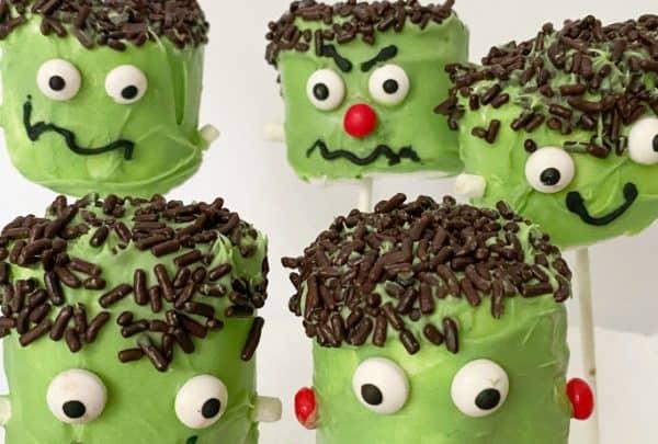 Monster Halloween Treats Recipe