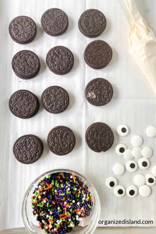 Super Easy Halloween Cookies Recipe