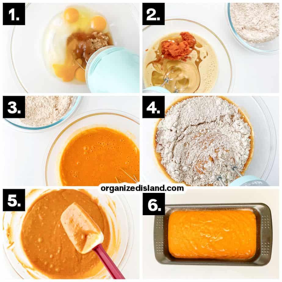 How To Make starbucks pumpkin bread copycat recipe