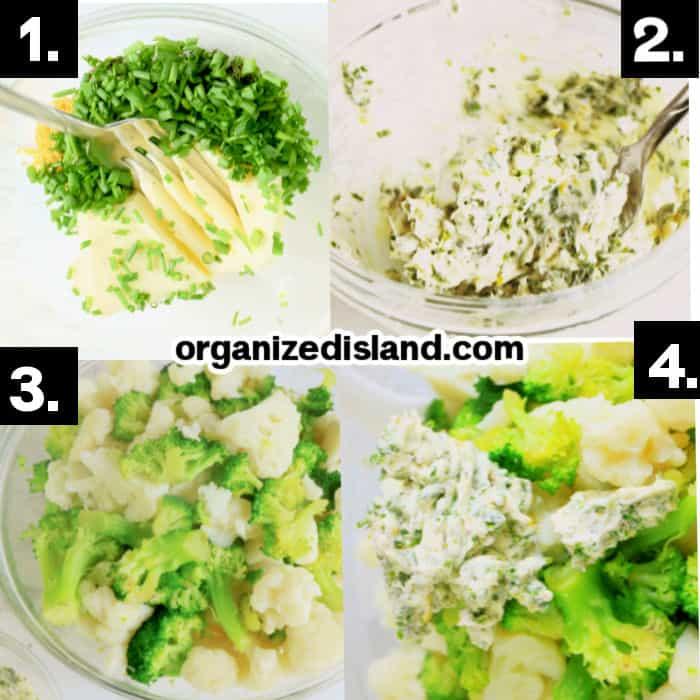 How to Make Roasted Broccoli and Cauliflower