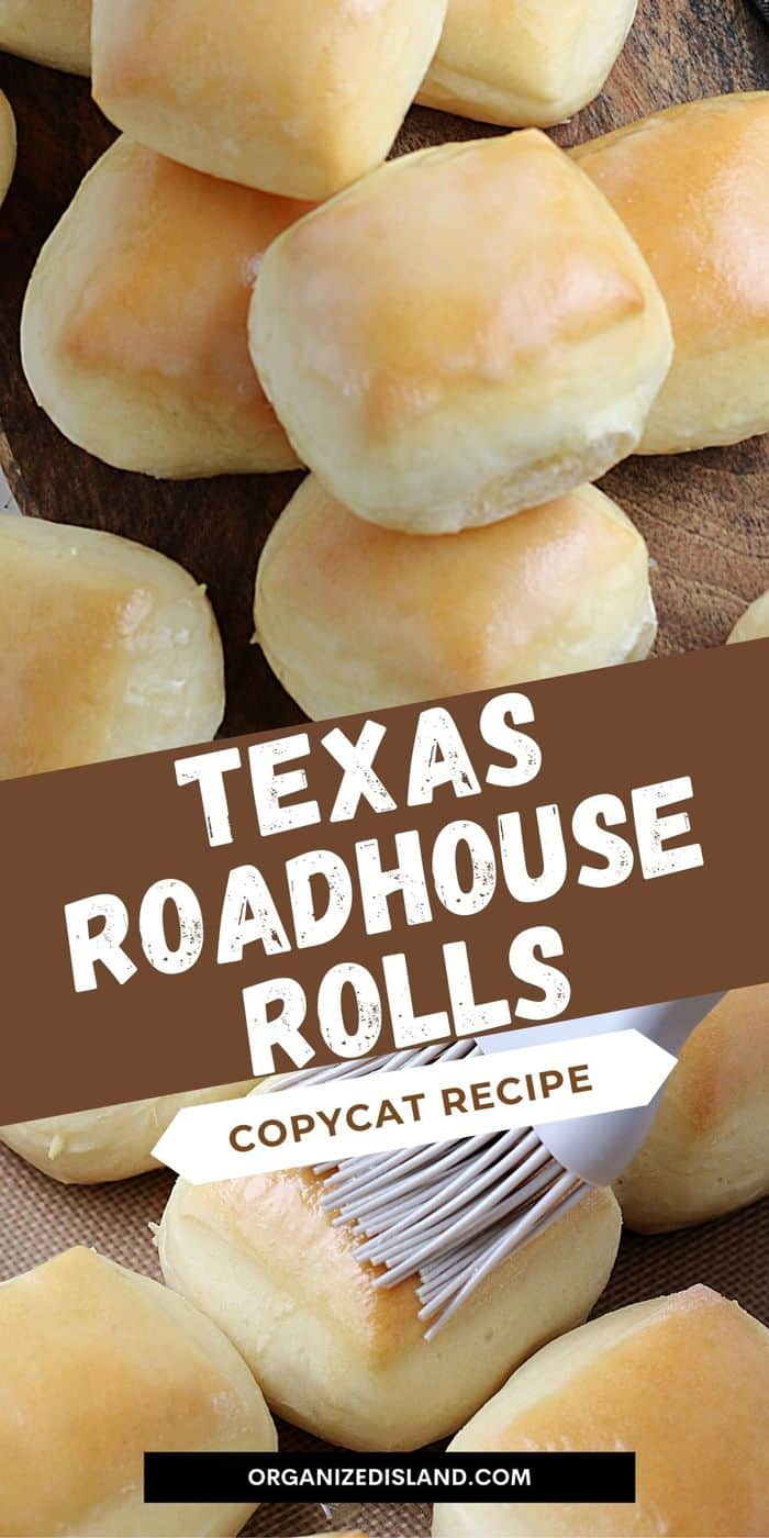 Texas Roadhouse Rolls Recipe