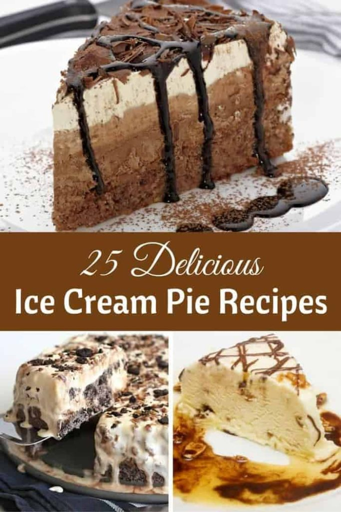 If you are looking for some Ice Cream Pie recipes, there are a ton of ...