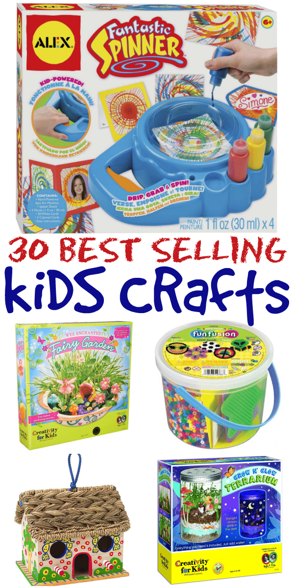 Craft kits for kids for Best craft kits for kids