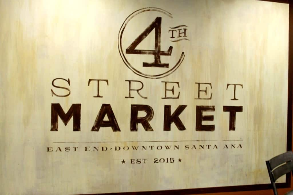 Check out the dining options on this culinary crawl of Downtown Santa Ana's 4th Street Market