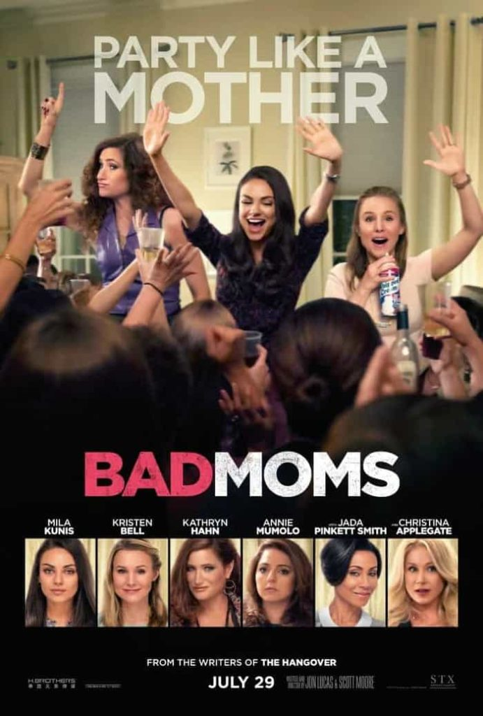 Bad Moms is all about the pressures of being the perfect mom that exist. A movie that will have you laughing thoroghout, you will be inspired by the great cast. I had a chance to interview some of the cast at a recent press junket.