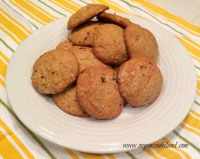 Banana Bread Cookie Recipe