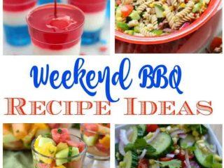 Recipe ideas backyard BBQ