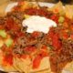 Want a super quick dinner idea? Try this quick nachos recipe is ready in less than 15 minutes.