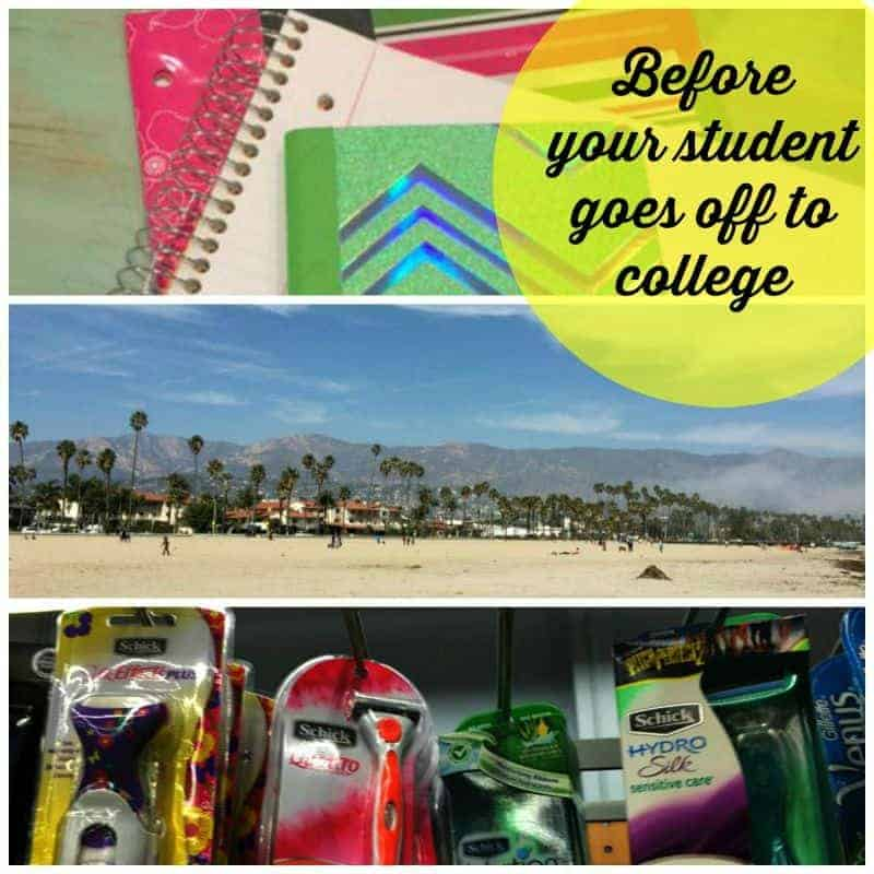 Back To School – College Edition