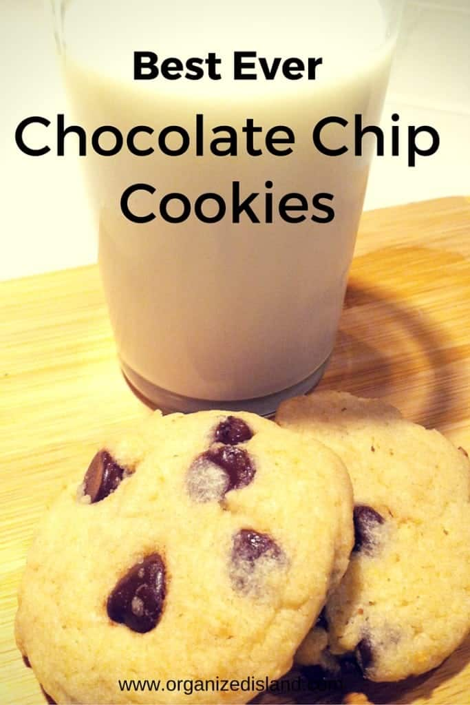 This chocolate chip cookie recipe is a favorite and is requested often. The cookies are soft and tasty! The best recipe I have found for chocolate chip cookies!