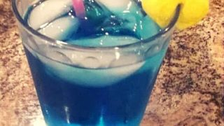 This Bombay Bunny Cocktail is a great way to celebrate Easter!