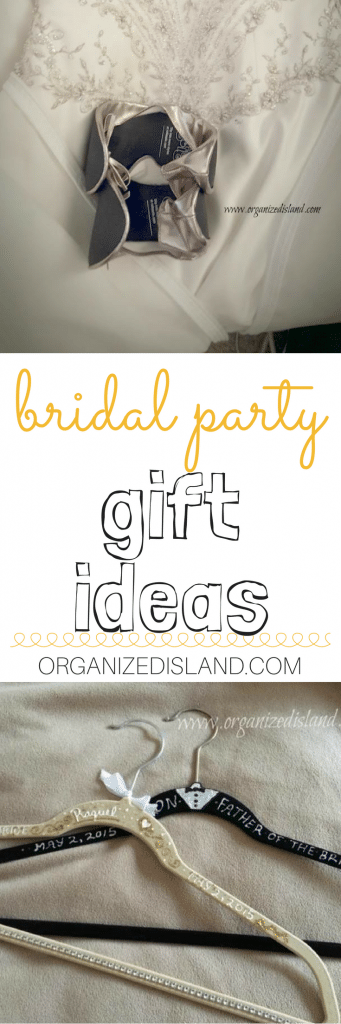 Great bridal party gift ideas.