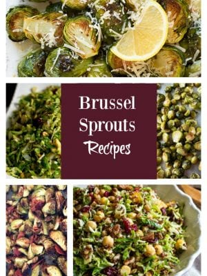 Brussel sprouts are the vegetable that has really transformed. Check out these tasty Brussel Sprouts recipes for your next dinner or party.