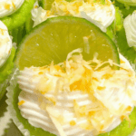 Coconut and Lime Cupcakes