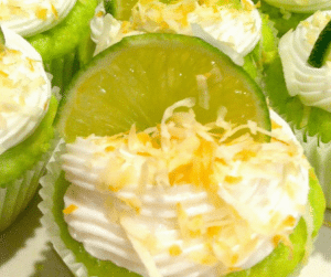 Coconut Lime Cupcake Recipe Easy