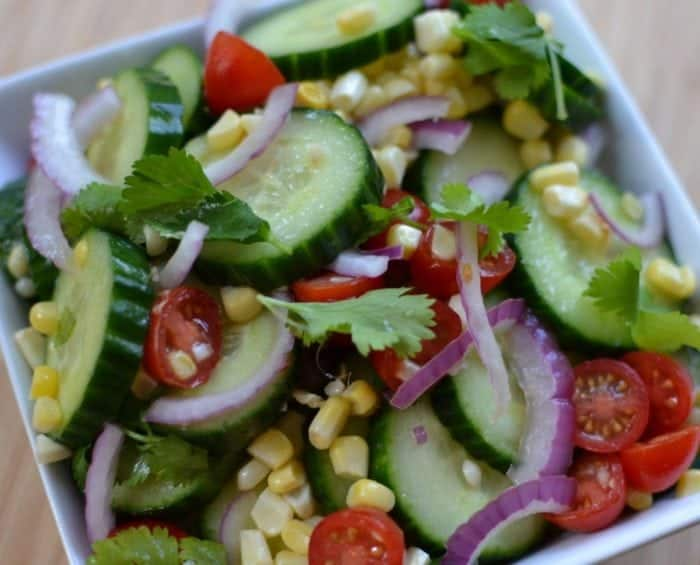 http://www.smalltownwoman.com/cucumber-salad-with-lime-vinaigrette/