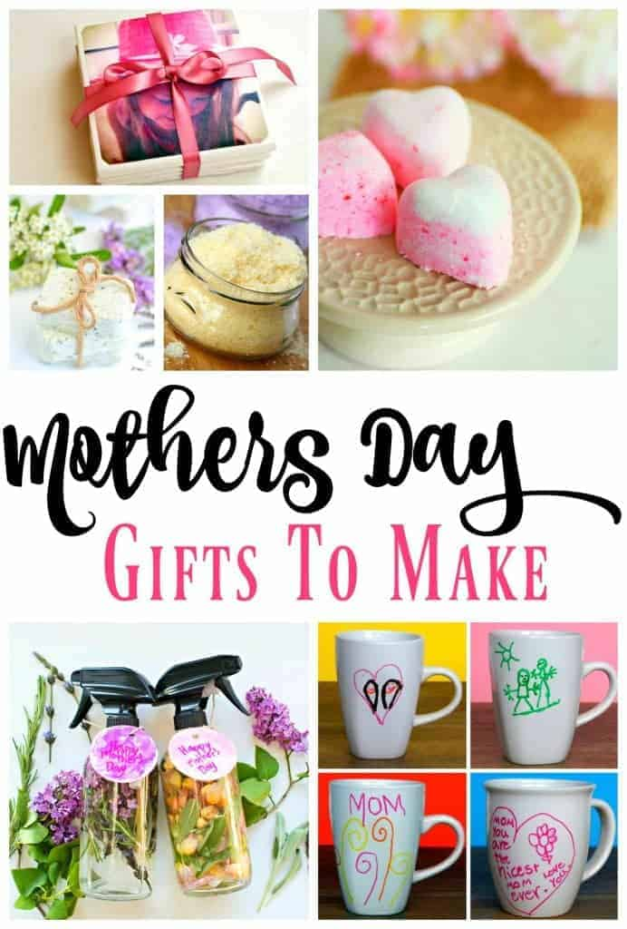 Easy Mother S Day Craft Gifts
