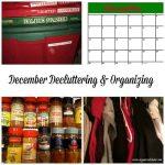 December Decluttering