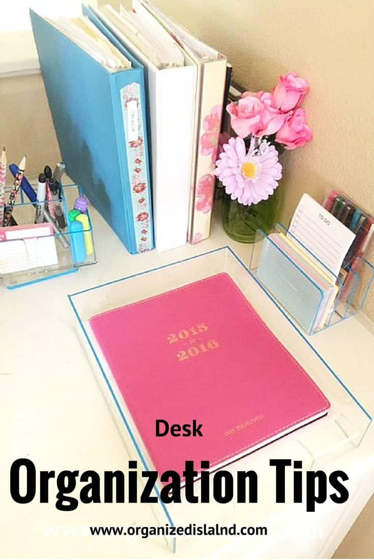 office organization tips. Check Out These Tips To Manage Your Inbox And Keep Desk Decluttered! Office Organization O