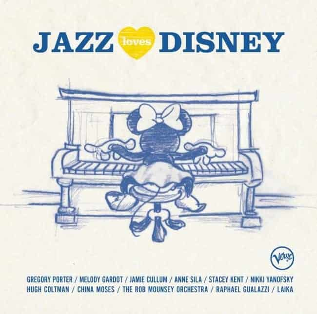 Disney Music Jazz Album