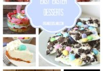 Easy Easter Desserts - Organized Island