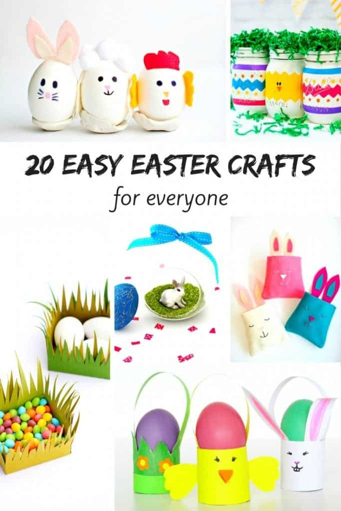 easy craft ideas for easter easy easter craft ideas 6507