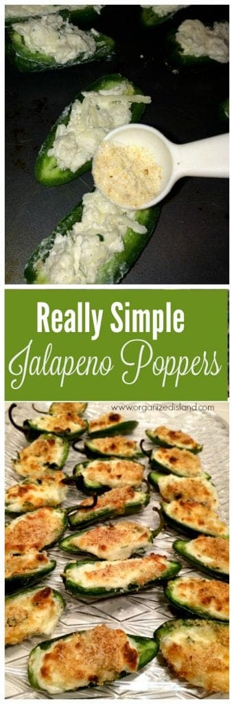 Looking for a tasty appetizer to share this season? These Jalapeno poppers are so good and easy to make too!