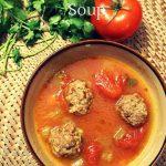 Meatball Soup Albondigas