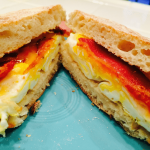 Easy Breakfast Sandwich Recipe