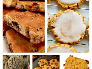 Easy fall cookie recipes to get the best of fall in a cookie!
