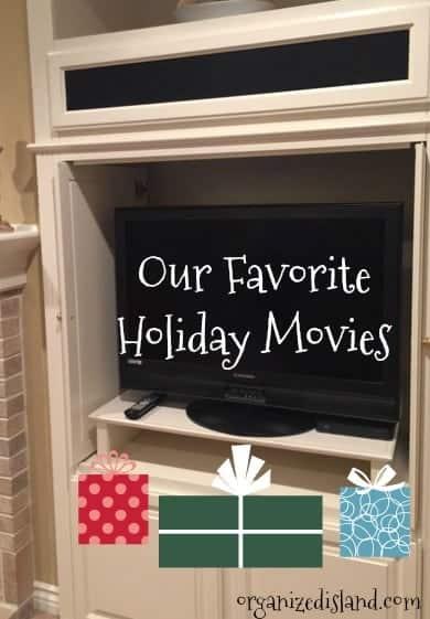 Favorite Holiday Movies