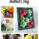 Flower Crafts for Mother's Day ~ Craft Ideas